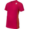 Aclima Children Lightwool T-Shirt Raspberry/Poinciana